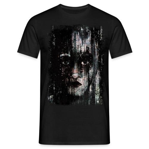 Man in the Dark - Mannen T-shirt