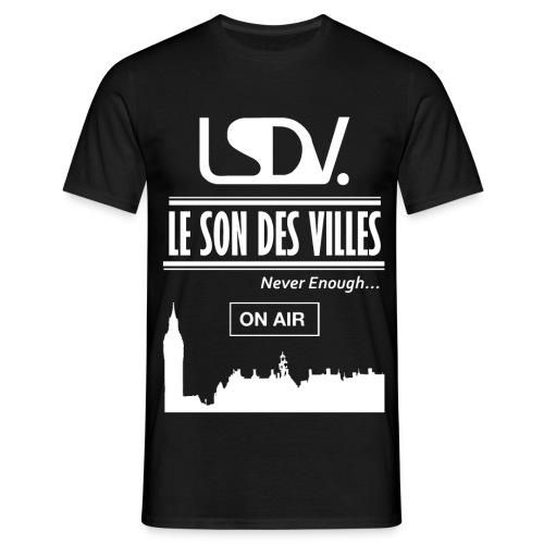 Lesondesvilles _On air LSDV - T-shirt Homme