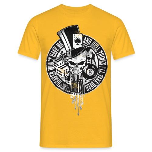 Kabes Heaven & Hell T-Shirt - Men's T-Shirt