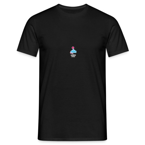 GameoverLogotekst - Mannen T-shirt