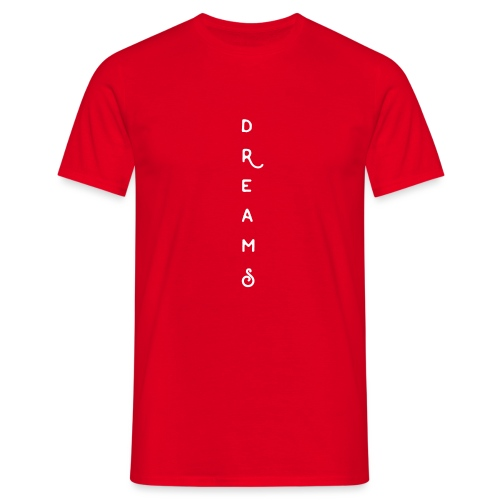DREAMS - T-shirt herr