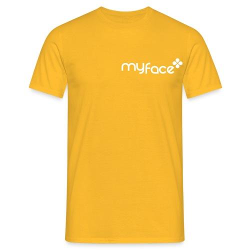 myfacelogo - Männer T-Shirt
