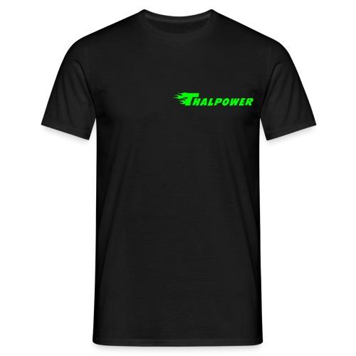 Thalpowerschriftpfad - Männer T-Shirt