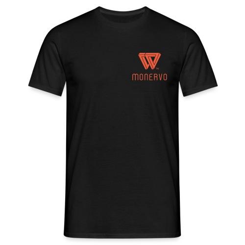 Monervo Transparent - Männer T-Shirt