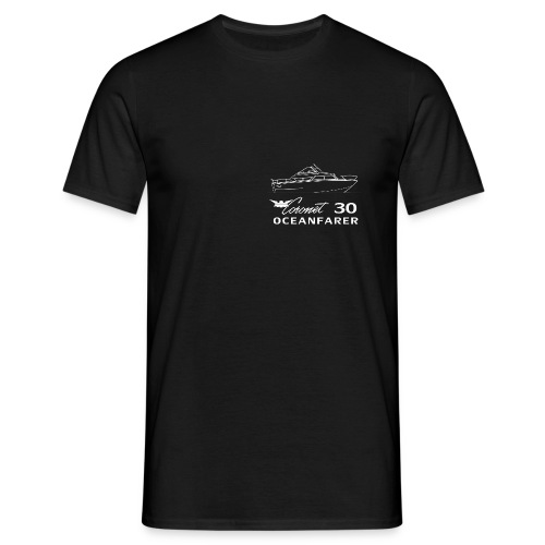 30OF png - T-shirt herr