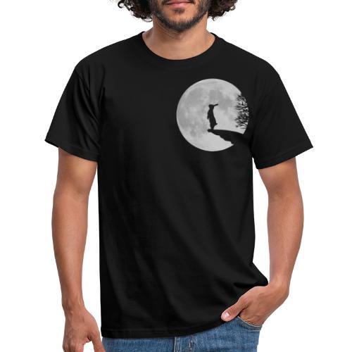 Wolfinchen hase kaninchen häschenosterhase bunny - Männer T-Shirt