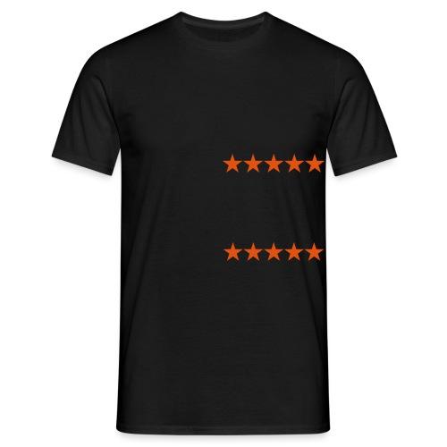 ratingstars - Miesten t-paita