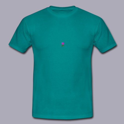 Landryn Design - Pink rose - Men's T-Shirt