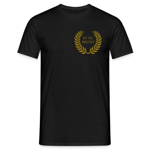 Chique cap - Mannen T-shirt