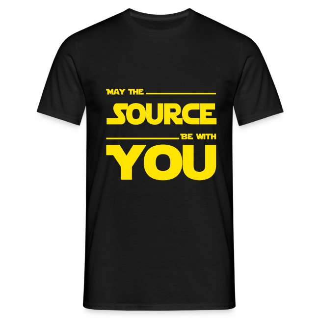 May Source Be With You für Programmierer