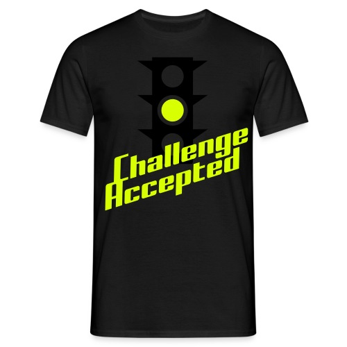 Challenge Accepted - Autonaut.com - Men's T-Shirt