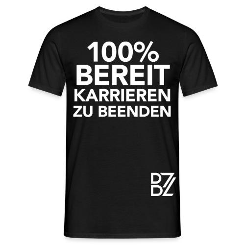 benz prozent logo png - Männer T-Shirt