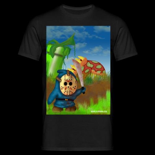 SuperMario: Not so shy guy - Mannen T-shirt