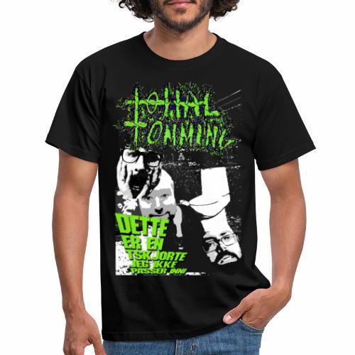 Dette er en Tskjorte jeg ikke passer inni! - T-skjorte for menn