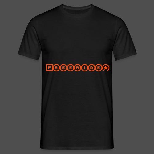 Freeride - Männer T-Shirt
