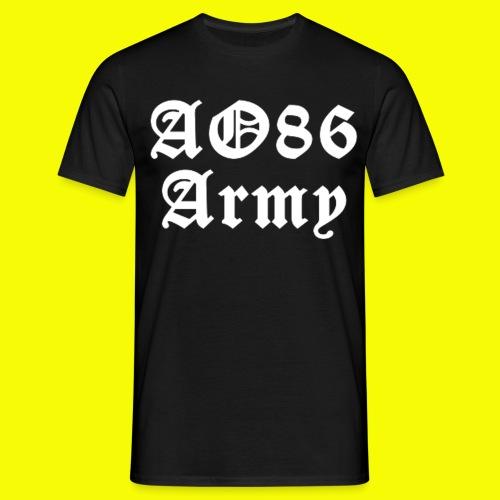 T Shirt Army weiß png - Männer T-Shirt