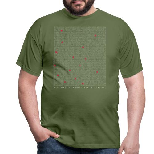 M-Wear | Machine Code - Men's T-Shirt