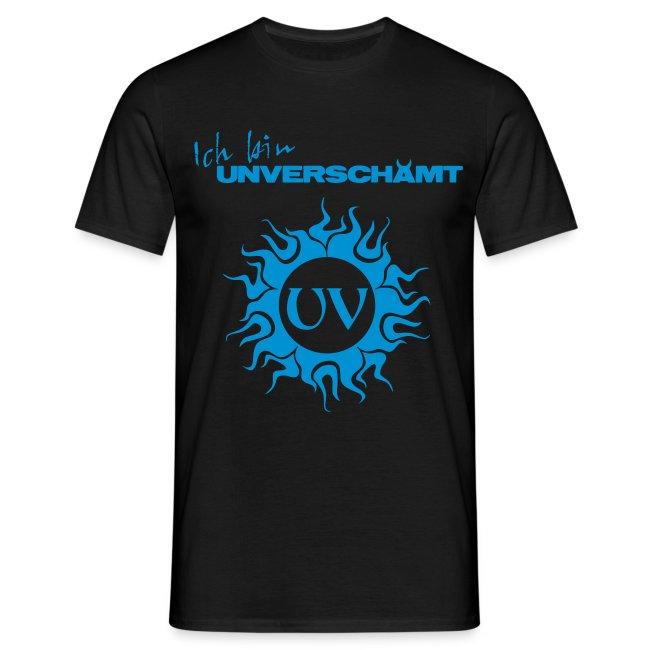 Ich bin UNVERSCHÄMT inkl Logo