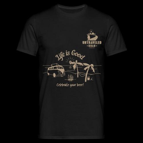 Life Is Good Shirt - Männer T-Shirt