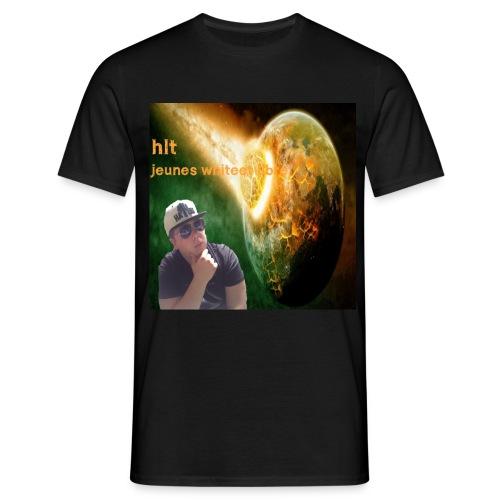 te -shirt pochette ablum HLT - T-shirt Homme