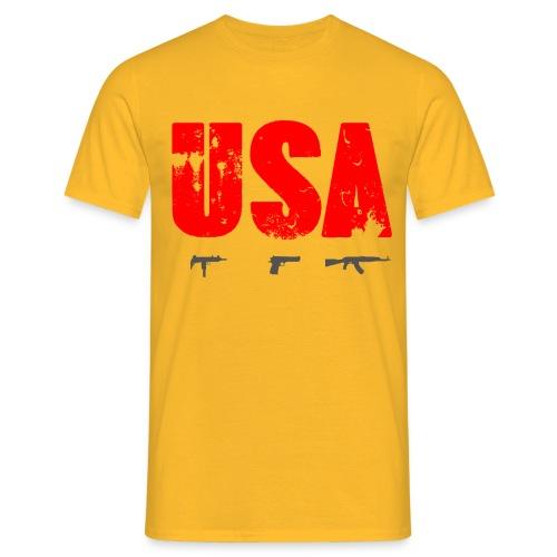 US Law - T-shirt herr