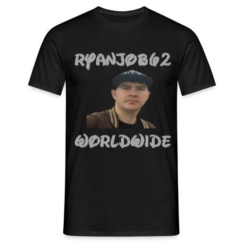 Ryanjob62 Worldwide - Men's T-Shirt