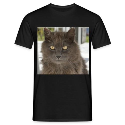 Kater Bärli - Männer T-Shirt