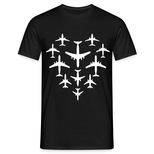11 ÅIRPLANES ai - Herre-T-shirt