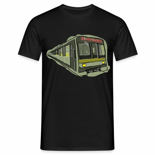 Urban convoy - Maglietta da uomo