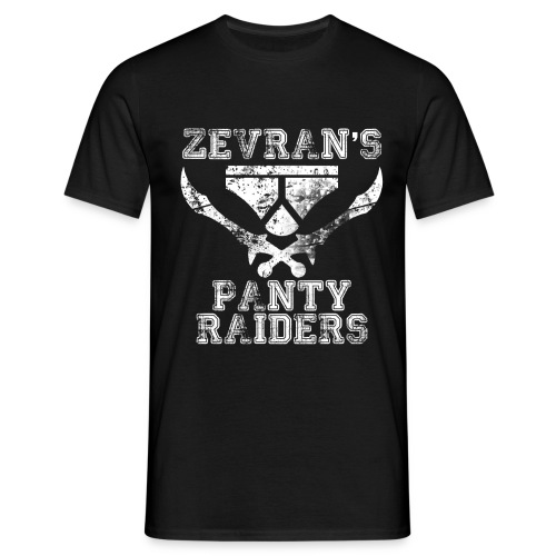 pantyraiders - Men's T-Shirt