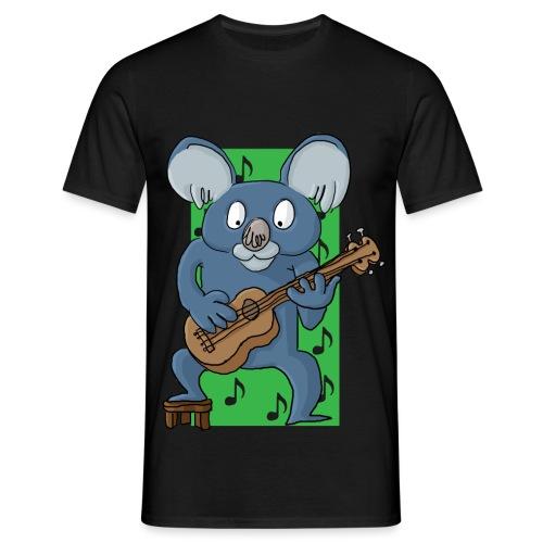 La koala ukuléliste - T-shirt Homme