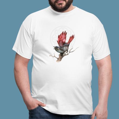 Pettirosso invertito png - Maglietta da uomo