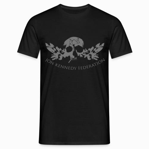 Jon Kennedy Federation Skull Logo 2.2 - Men's T-Shirt