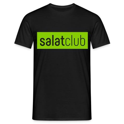 LOGO Salatclub - Männer T-Shirt