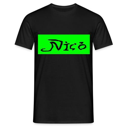 nicoe png - Männer T-Shirt