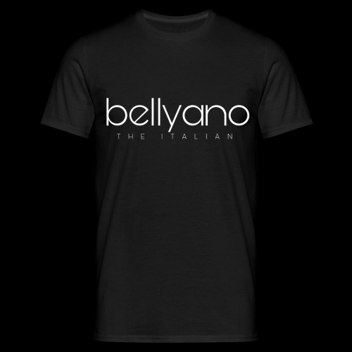 Bellyano The Italian - Männer T-Shirt