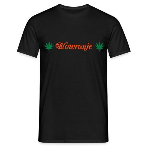 Blowranje - 2 kleuren - Mannen T-shirt