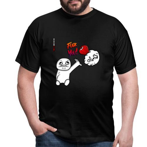 Fuck you - BLACKLIST - Camiseta hombre