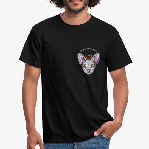 DLD CREAM - Männer T-Shirt