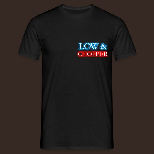 Low Chopper teesh png - T-shirt Homme