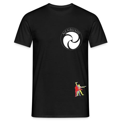 nenbushi logo76 png - T-shirt Homme