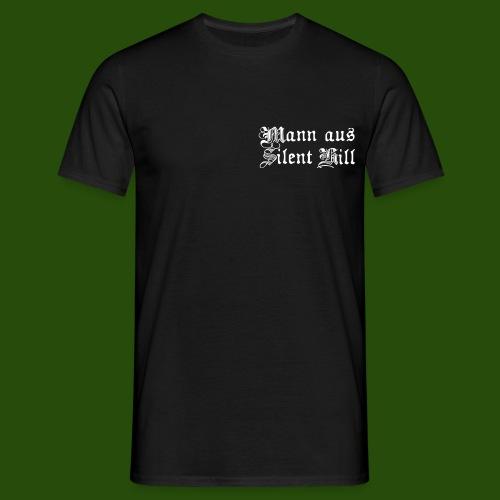 mann aus silent hill - Männer T-Shirt
