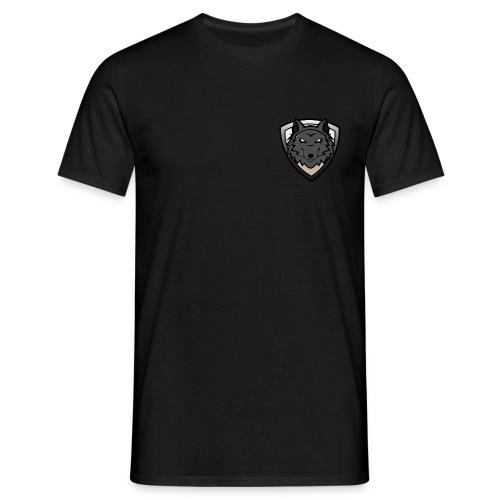 wolf - Männer T-Shirt