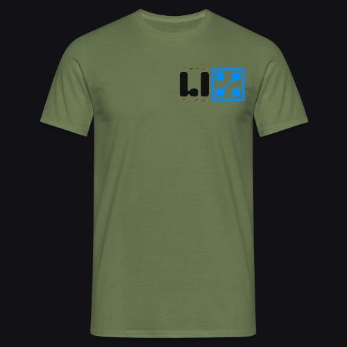 LIZ Before the Plague (Logo) - Maglietta da uomo