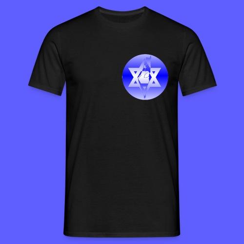 westandsymbolverlaufen - Männer T-Shirt