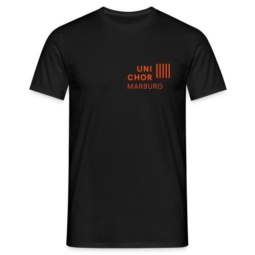 notenschluessel-tenor-bit - Männer T-Shirt