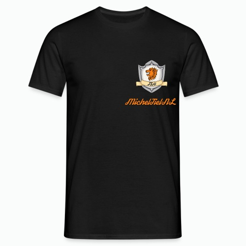 MichelTielNL - Mannen T-shirt