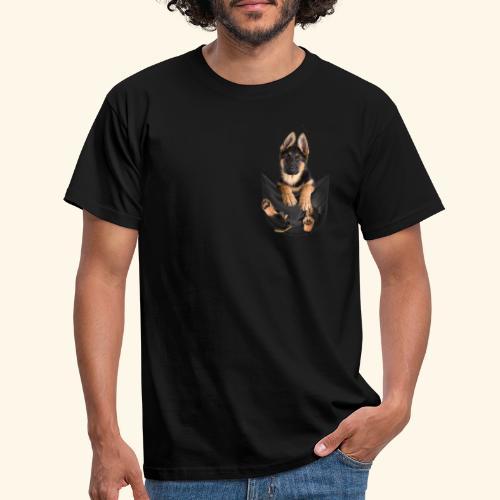 Schäferhund - Männer T-Shirt