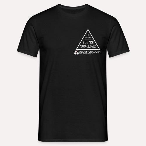 IFYOUCAN png - Männer T-Shirt