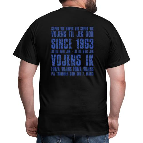 Forza Vojens + VIK - Herre-T-shirt